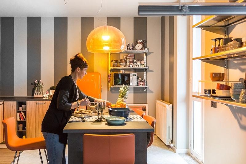 come organizzare la cucina al meglio