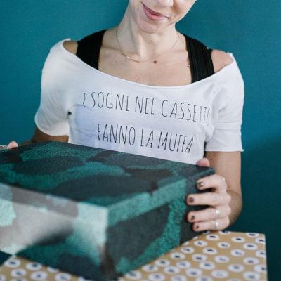 Elena Dossi, Professional Organizer a Milano: i sogni nel cassetto fanno la muffa